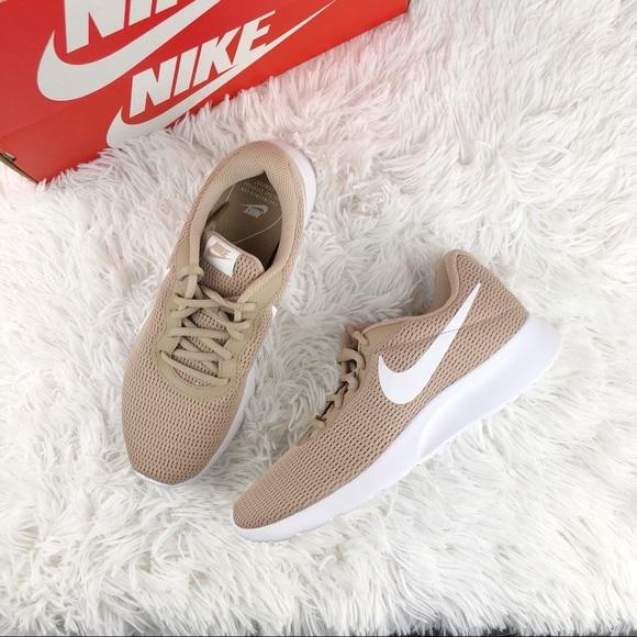 Nike Shoes   Womens Nike Tanjun Beige